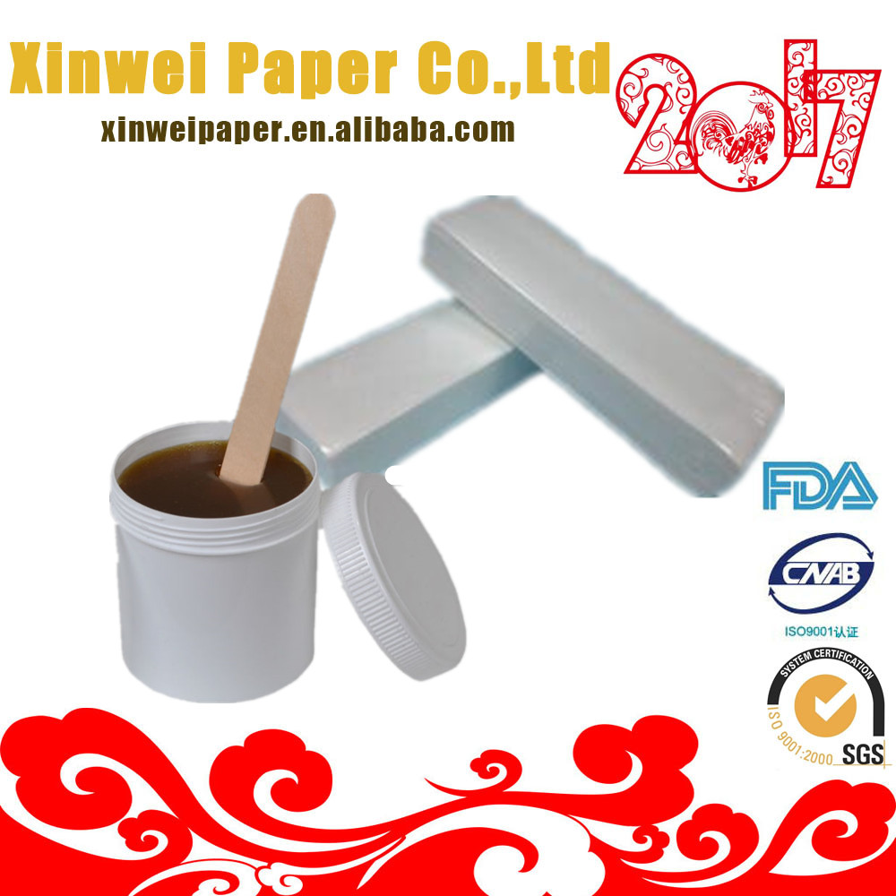 Non-Woven Depilatory Wax Paper hair removal wax strip,removal wax paper