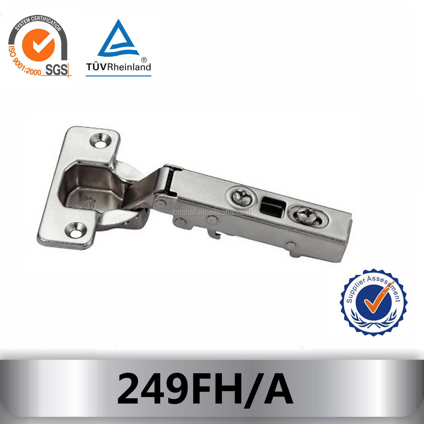 type of door hinge,/concelal furniture cabinet hinge 249FH/A