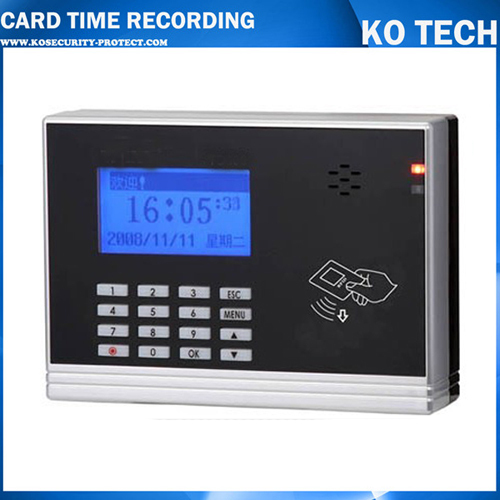 Swipe Card For Employee Attendance Machine, Swipe Card For