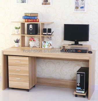 Best Price Quality Living Room Wood Computer Table Design