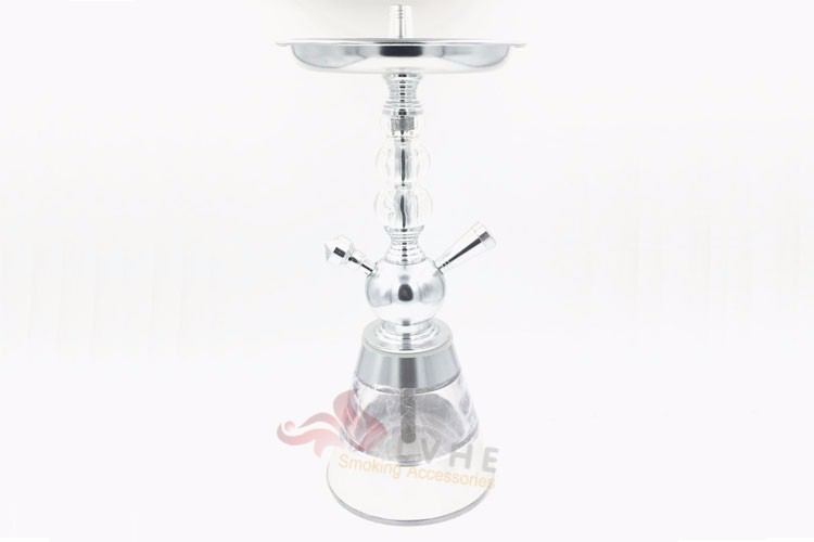 T311S LVHE Middle Size Aluminum Indian Hookah
