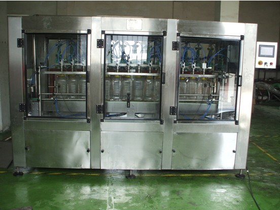 Rotary Multi-Head Automatic Beer can Filling capping Machine line liquid for can bottle, carbonated drink