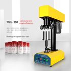 TDFJ160 (Single motor)Cans sealing machine