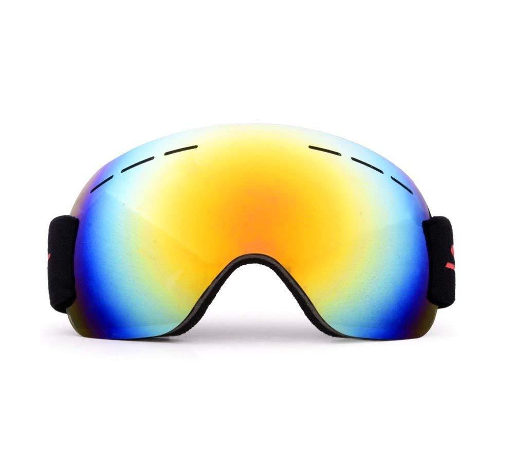 92b7d5b281e6 Get Quotations · Charm sonic Ski Goggles
