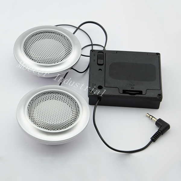 whole set electronic components 2W cooler mini speakers for sale