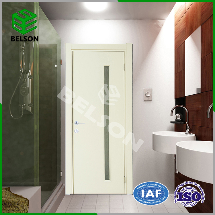 Latest Design Wooden Doors Interior India Patio Doors Plastic Front