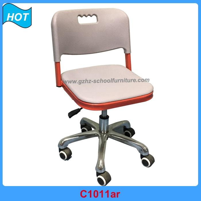 adjustable school chair plastic student stool