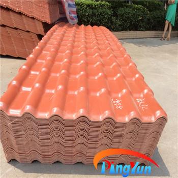 Kunststoff Spanisch Bambus Gewellten Dachplatten F 252 R Villa