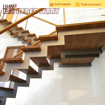 Modern Indoor Loft Stainless Steel Wood Treads Stairs Grill Design   Buy  Timber Stair Treads,Wood Stair Step,Steel Staircase Product On Alibaba.com