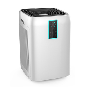 2018 new activated oxygen smart air purifier for indoor home