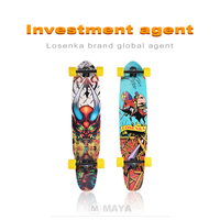 < Agent Wanted> LosenKa MS405 42inch Cheap Speed Cruise Longboard Long board