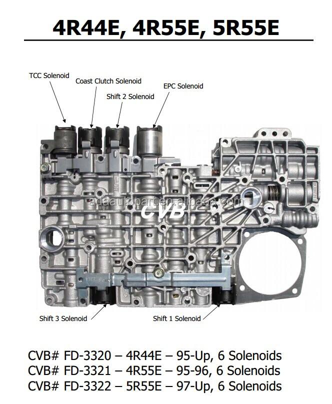 4r44e 5r55e Transmission Valve Body Good Used - Buy 4r44e 4r55e 5r55e,4r44e  4r55e 5r55e Valve Body,Gear Box 4r44e 4r55e 5r55e Valve Body Product on
