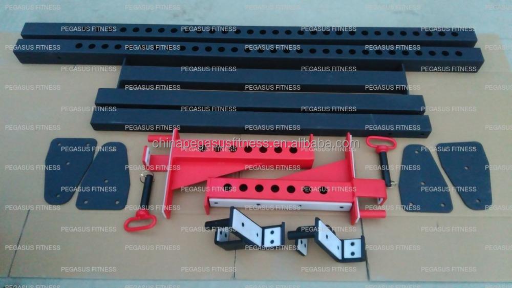 Sentadillas,Crossfit Squat Rack/stand Con Accesorios De Color - Buy ...