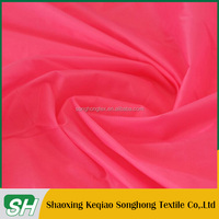 China keqiao supplier satin silk fabric with spandex for garment