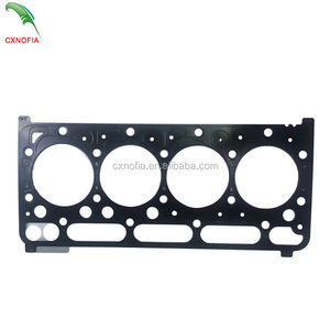 Hot Sale For Kubota Engine Parts Full Complete Cylinder Head Gasket Cutting Machine