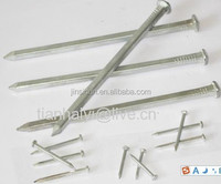 Copper Square Shank Nail/bright Square Boat Nails/boat Nail