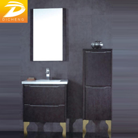 Top Quality Factory Direct Best Price European Modern Single Sink Bathroom Cabinet