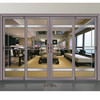 New design french aluminum sliding door