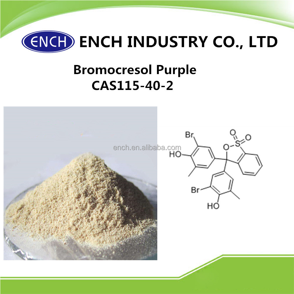 Factory price Bromocresol purple CAS115-40-2