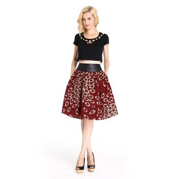 De diseño de moda faldas chicas jóvenes en Falda corta para las mujeres dd7834f2a75c