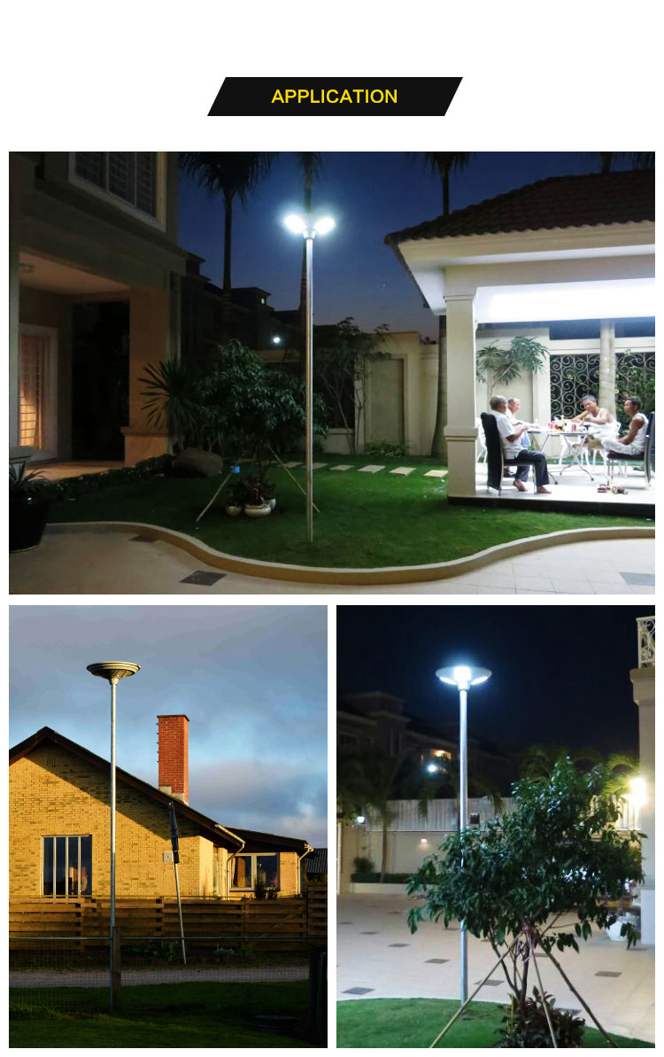 360degree Adjule Solar Led