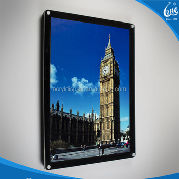 Cheap Acrylic Different Types Wall Hanging Photo Frames Wholesale