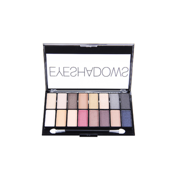 Hot Naked Makeup 16 Colors Matte Eyeshadow Cosmetic Eye Shadow Palette