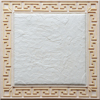 HS-R179 3d resin wall panel/ leather floor tile