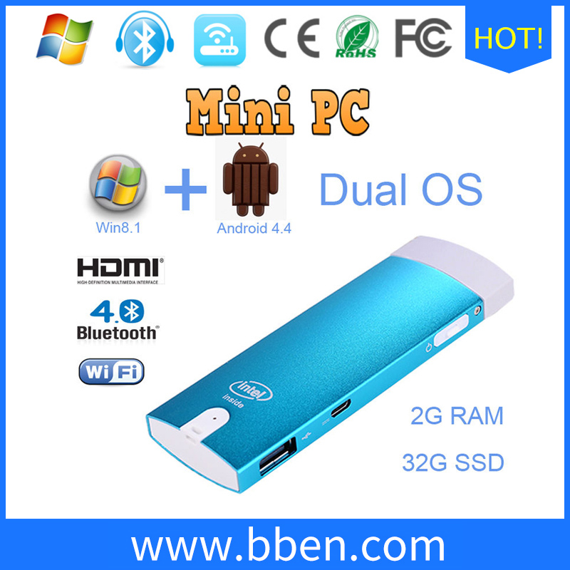 windows/android mini pc hdmi install free play store app thin client