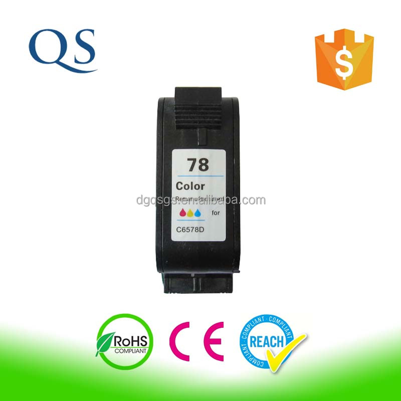 Ink cartridges 6578D for HP