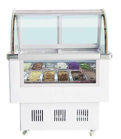 ice cream display freezers price/ice cream display/ice cream popsicle display