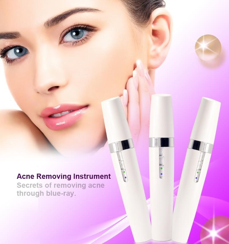 Led Light Acne Treatment Pimple Removal Machine