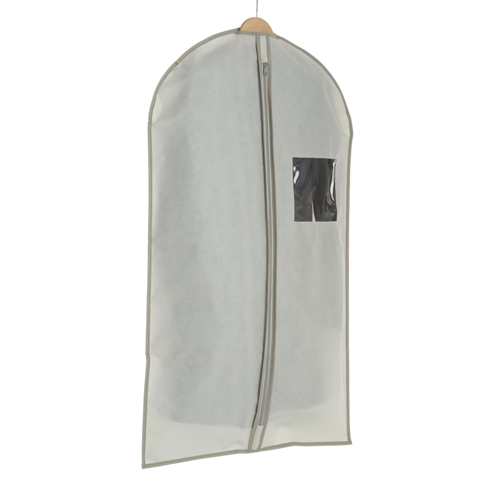 Personalised customized  Eco-friendly Foldable Proof garment bag for suits and dresses