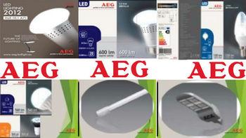 Aeg Led Lighting Electrical Product On Alibaba