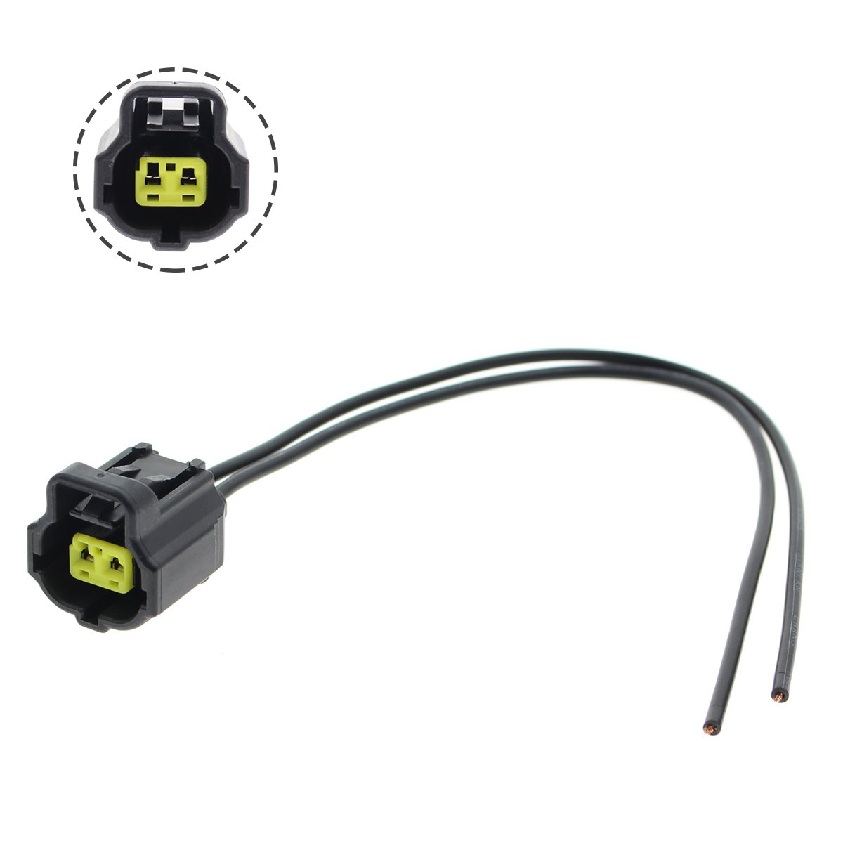 Allstar Performance All81215 Hei Tach Connector With Pigtail Wiring