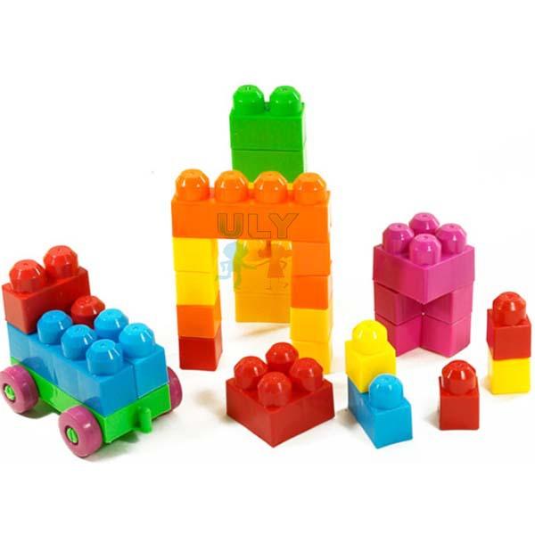 Children Plastic Puzzle Game Plastic Stacking Blocks Kids Plastic Building  Blocks - Buy Plastic Puzzle Game,Plastic Stacking Blocks,Kids Plastic