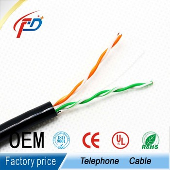 High Quality Shielded Rj11 Telephone Cable - Buy 4 Wire Rj11 ...