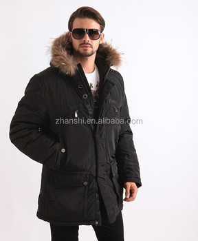 b1a39557d Russian Style Stylish Mens Winter Long 100%polyester Padded Parka Overcoat  With Fur Collar - Buy High Quality Men Parka,Stylish Overcoats For ...