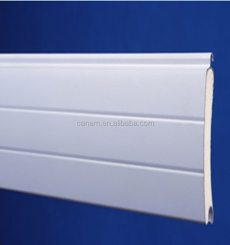 wholesale 16*7 garage door/autoamtic roll up garage door/5 panels garage door