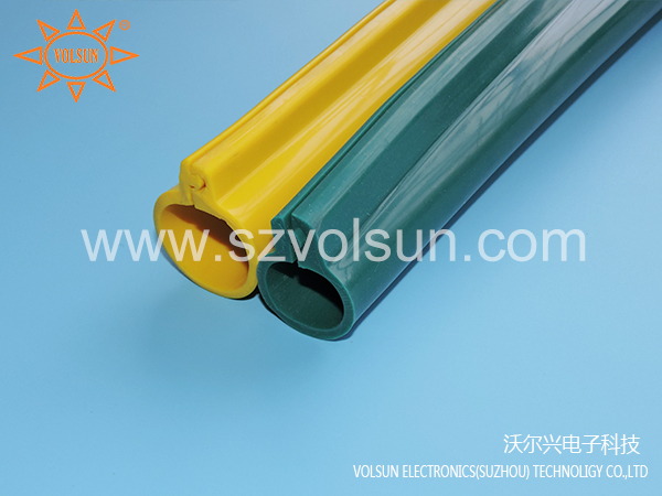 Electrical Insulation Overhead Line Silicon Rubber Cover