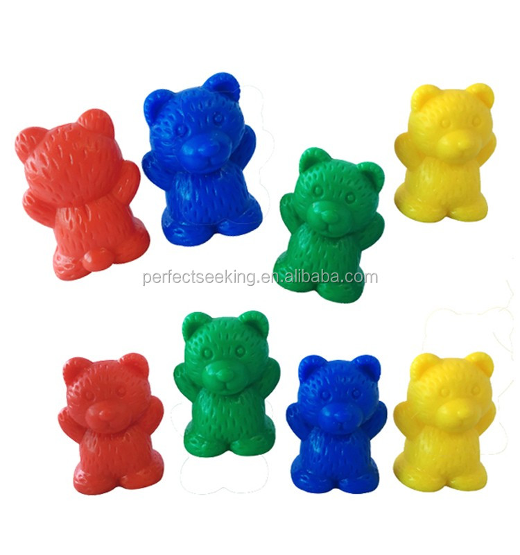 Counting Bears Red Stock Photo 625142558 - Shutterstock