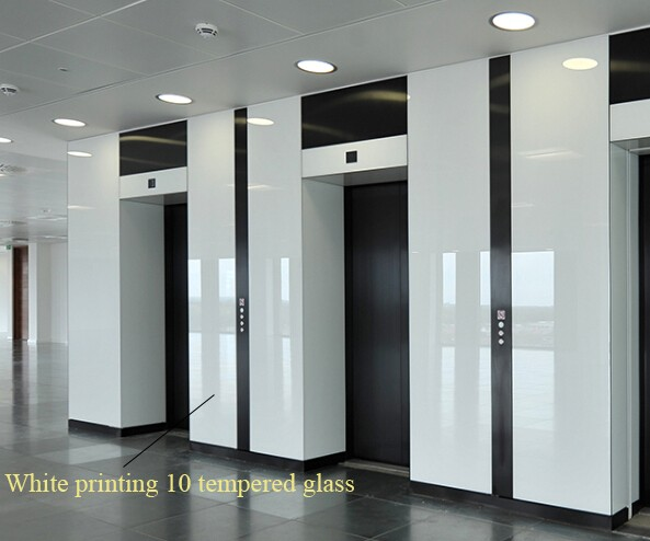 10 mm thick tempered decorative colored glass panels for for Decorative tempered glass panels