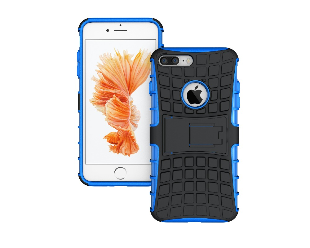 Shockproof phone case for IPhone 7 Plus case ,factory price durable TPU mobile back cover for IPhone 7s Plus case
