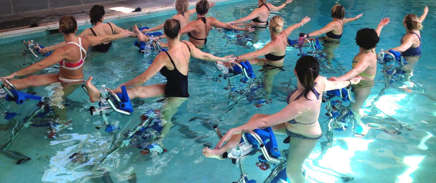 Water Faery Exercise Water Bike Wholesale For Swimming Pool