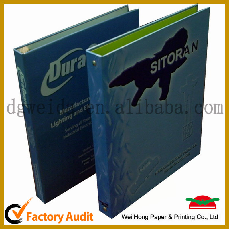 foil stamp logo paper photo folder file folder