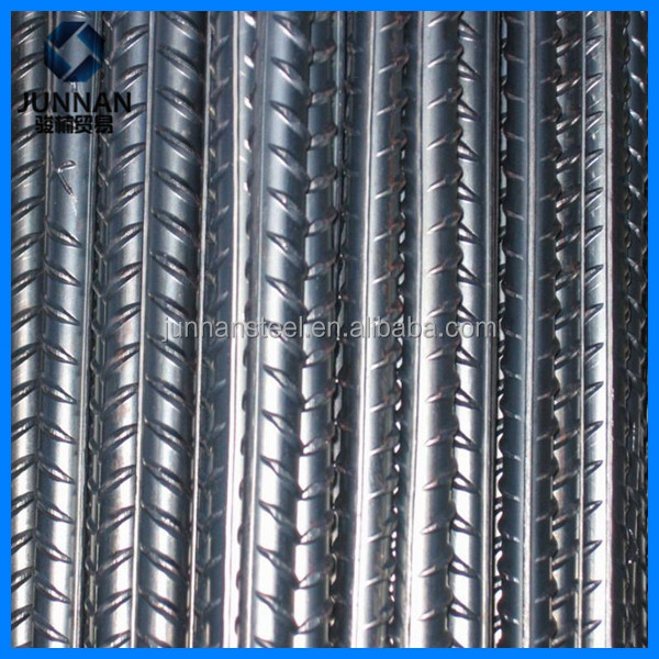 BS4449 B500B rebar price 16mm for construction