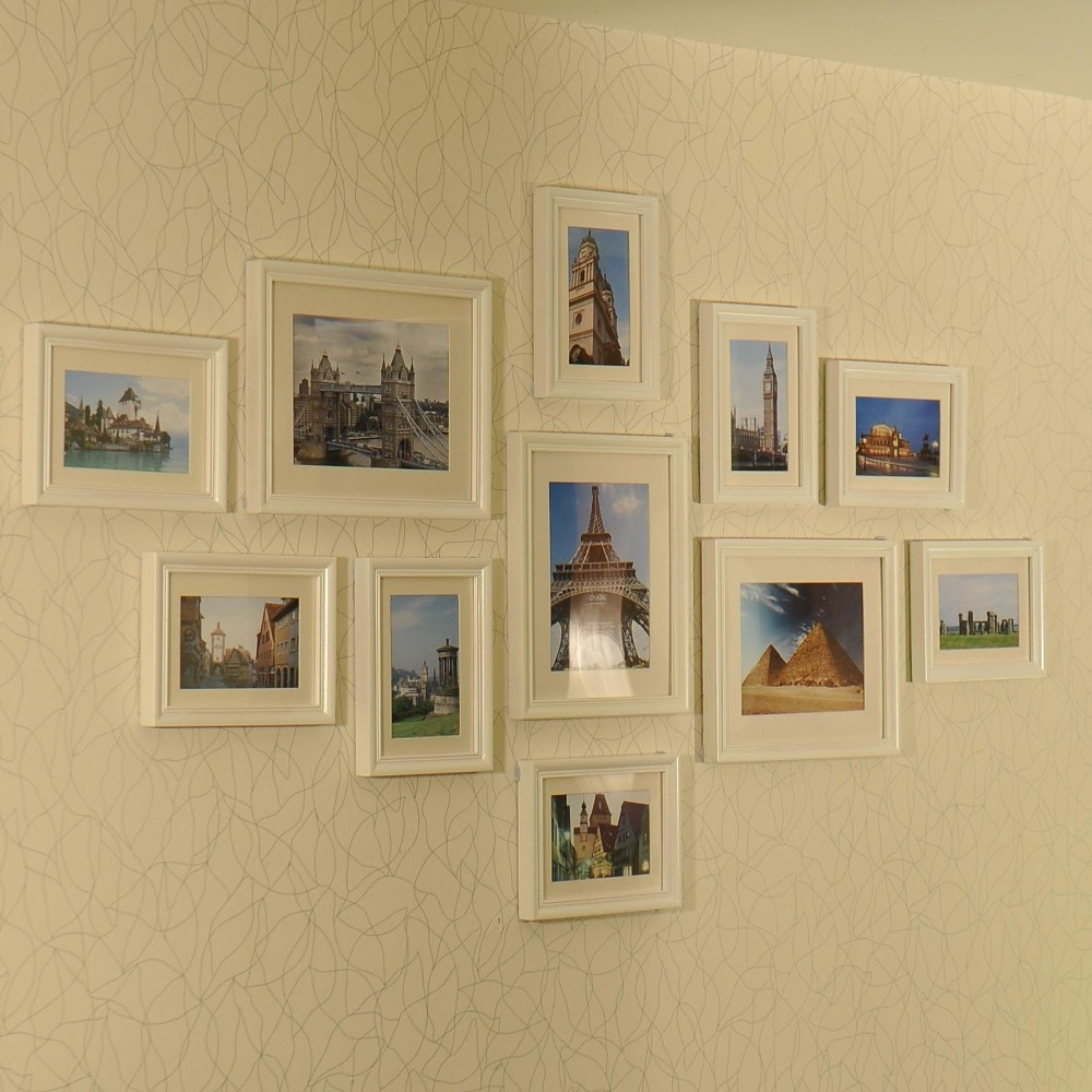 New Design Picture Frame Wall for Sale
