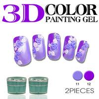 supplies wholesale acrylic 3d nail art