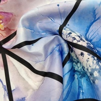 polyester woven 75*150D dye satin fabric printed shiny dull satin,twisted