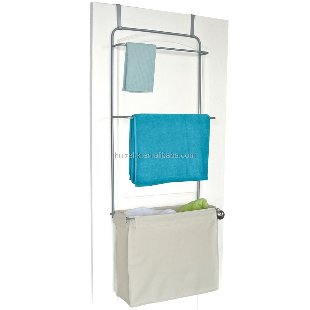 Over The Door Towel and Garment Organizer
